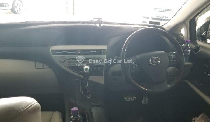 Lexus RX450H HYBRID 2011