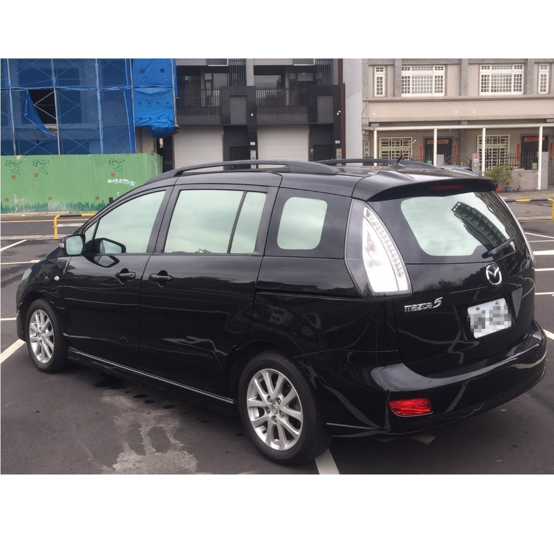 Mazda 5 11年 黑色 2.0
