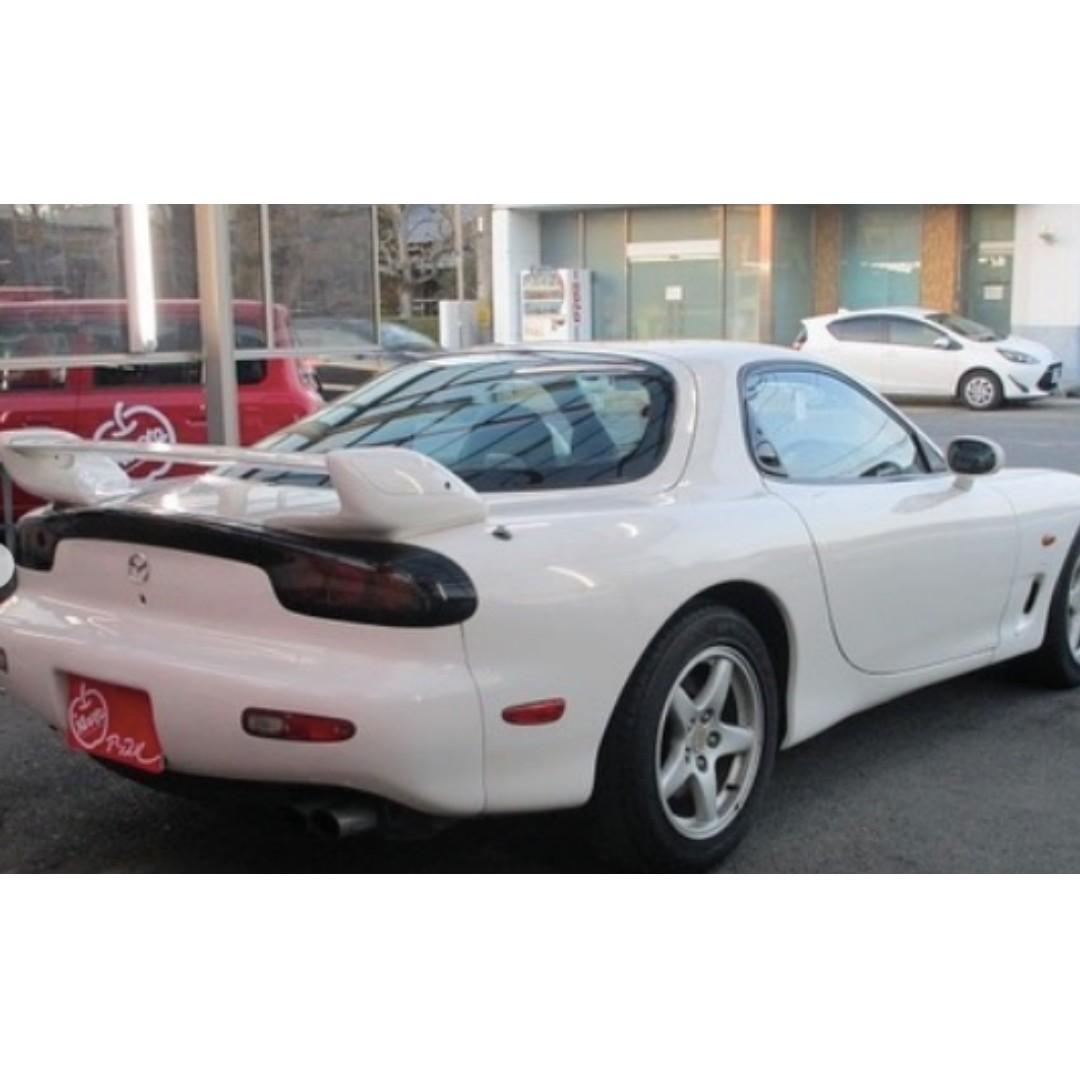 MAZDA RX-7 TYPE RB 1999