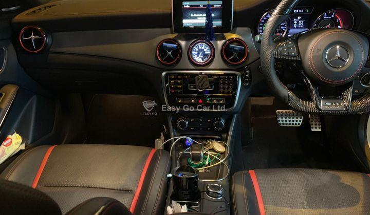 Mercedes-Benz CLA45 AMG 2014