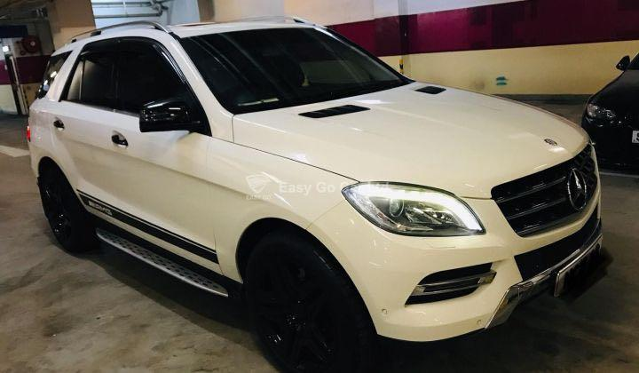 Mercedes-Benz ML350 BLUEEFFICIENCY 2013