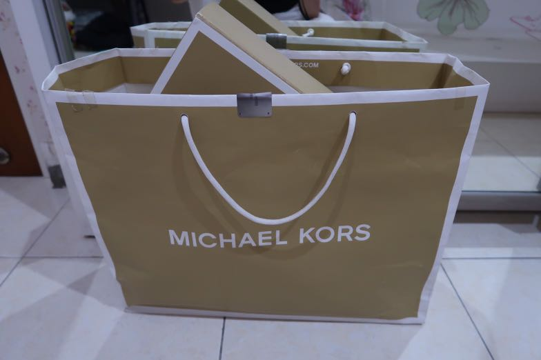 7ab61fe7a Michael Kors SELMA 100% MULUS. INCLUDE BOX, PAPER BAG & DUSTBAG ...