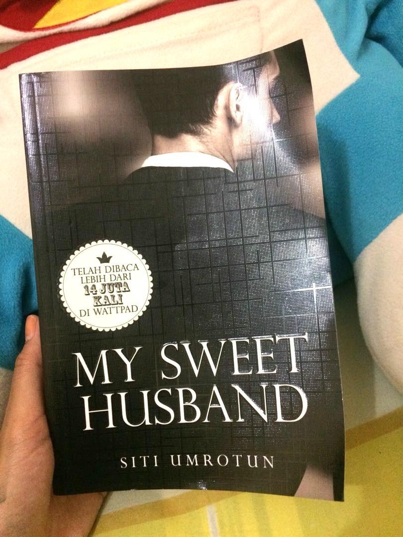 My sweet husband (wattpad), Books & Stationery, Books on Carousell
