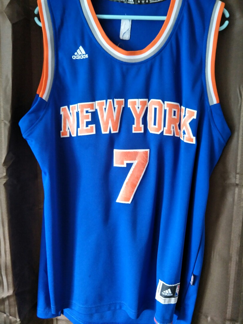 eb9fdecec NBA Jersey New York  7 Anthony