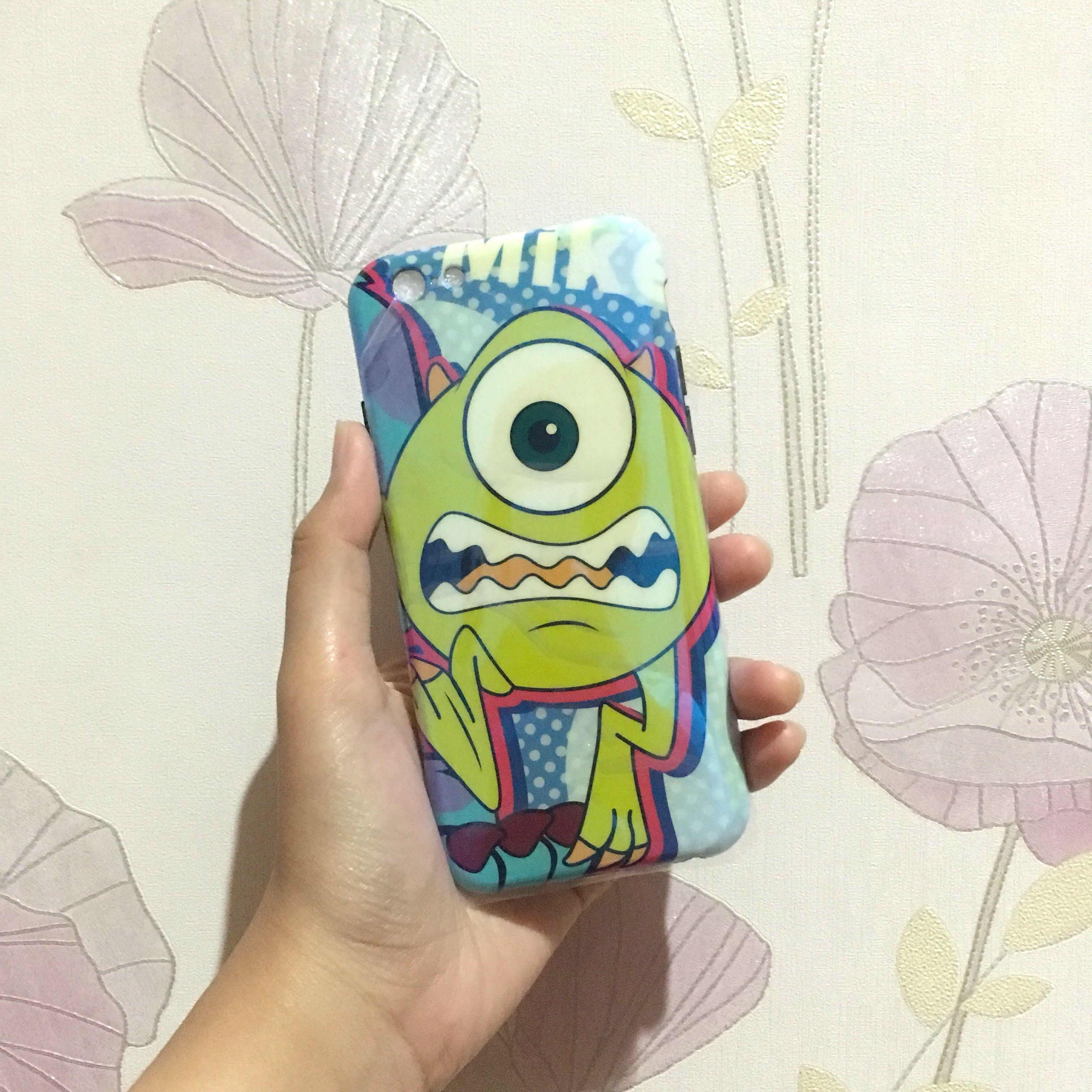 NEW iphone 6 6s case monster inc. bluray