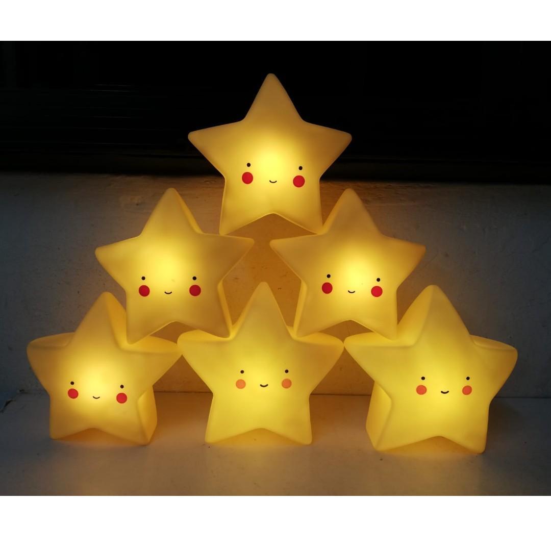Night Light Star LED