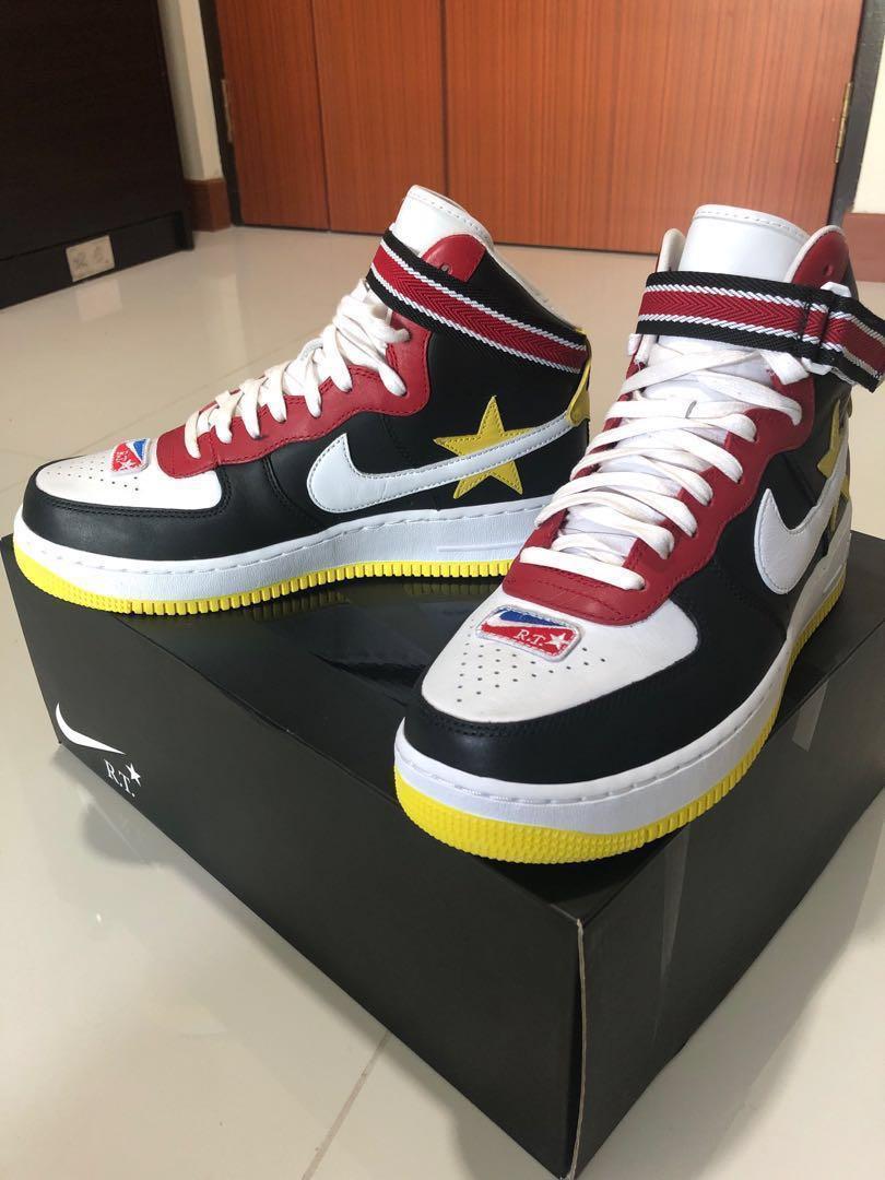 90a84a6a777 Nike Air Force 1 HI / RT
