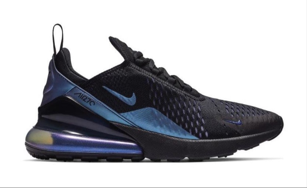 770f523993 Nike Air Max 270 Iridescent US10, Men's Fashion, Footwear, Sneakers ...
