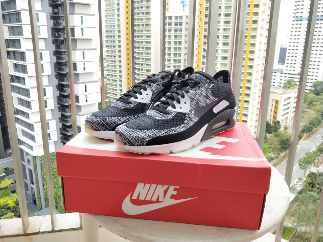 cf22be4a5a825 Nike Air Max 90 Ultra 2.0 Flyknit