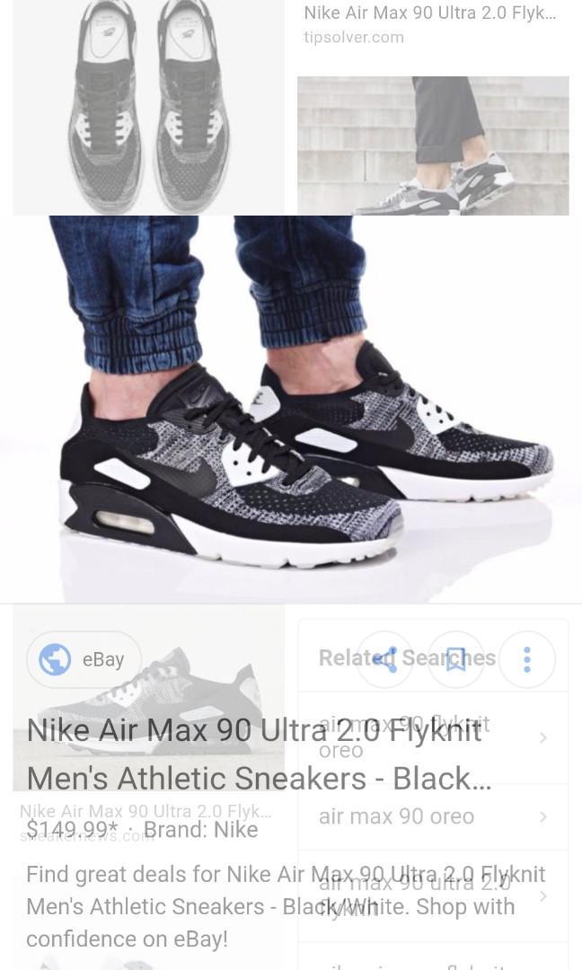 eBay Sponsored) NIKE AIR MAX 270 Mens Running Shoes Black