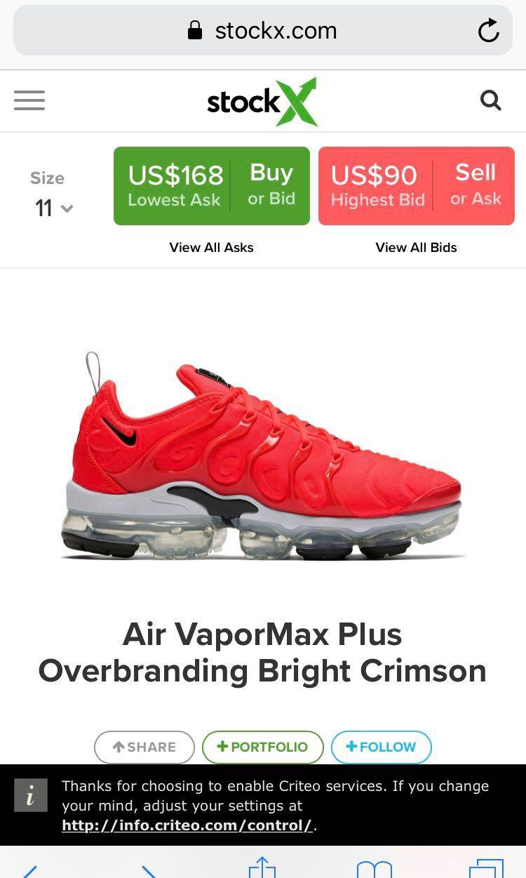 e8658acae1c Nike Air Vapormax Plus