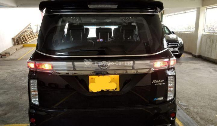 Nissan ELGRAND AUTECH RIDER 2010
