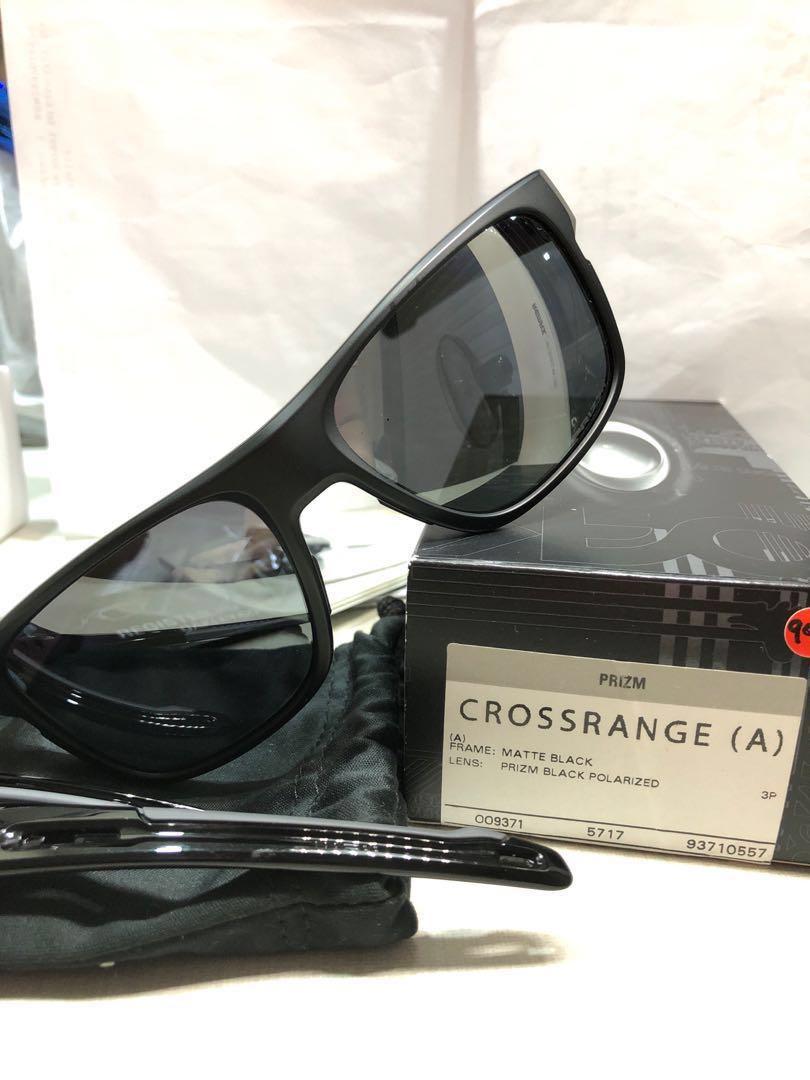 e0b54fa3951a Oakley Crossrange Prizm (Asian fit), Men's Fashion, Accessories ...