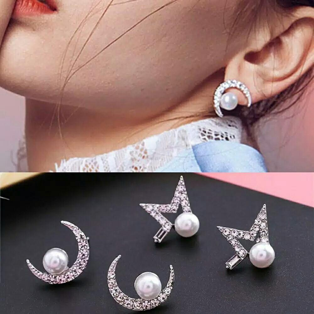 Po1 hairpin jepit anting earrings aksesoris accessories kalung gelang cincin bandana bando jepitrambut hairpin eyeliner eyeshadow mascara bag dompet tas foundation liptint lipblam lipstick  kemeja dress wedges heels sandal flatshoes sepatu  bbcream  Bross