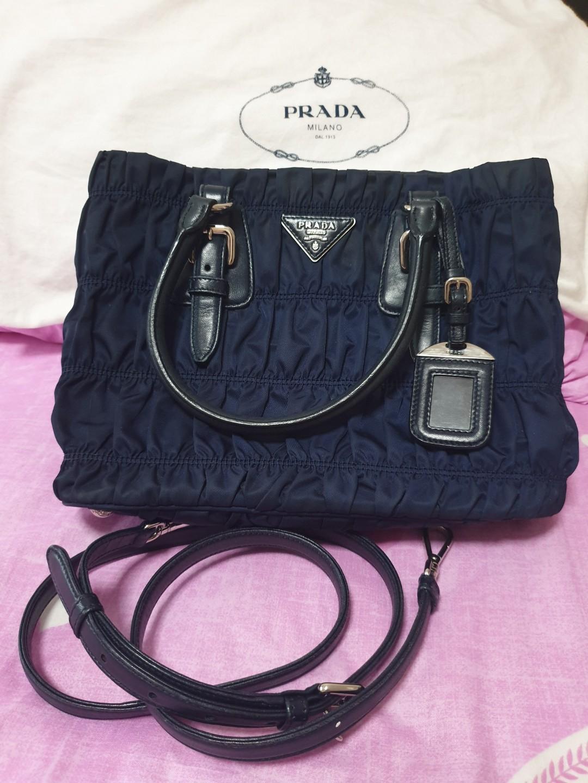 c2a537d9c267 Prada, Luxury, Bags & Wallets, Handbags on Carousell