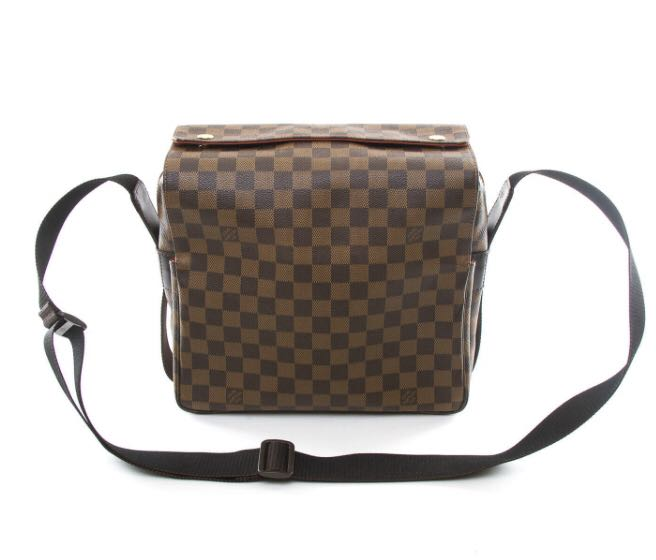 681477c49014 PRE-LOVED AUTHENTIC LOUIS VUITTON DAMIER CANVAS NAVIGLIO MESSENGER ...