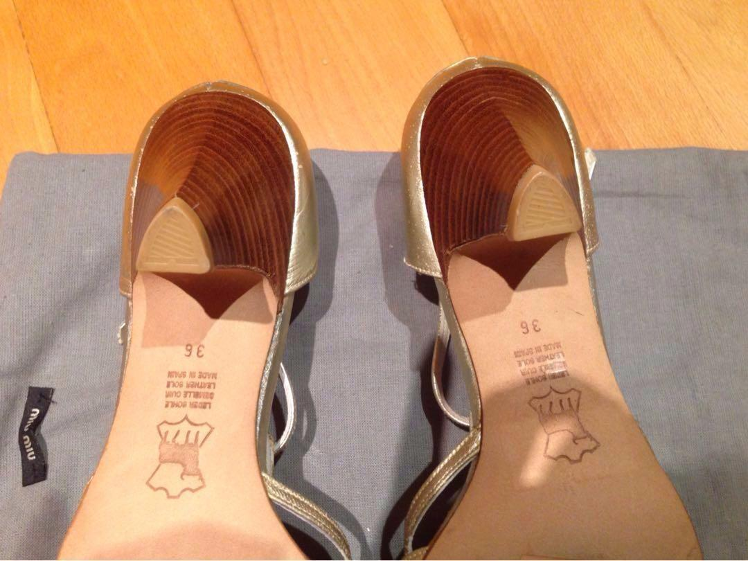 Rebeca Sanver Shoes(98%New)
