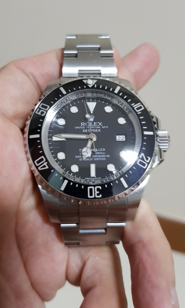 8816b5963ca Rolex Oyster Deepsea Sea Dweller