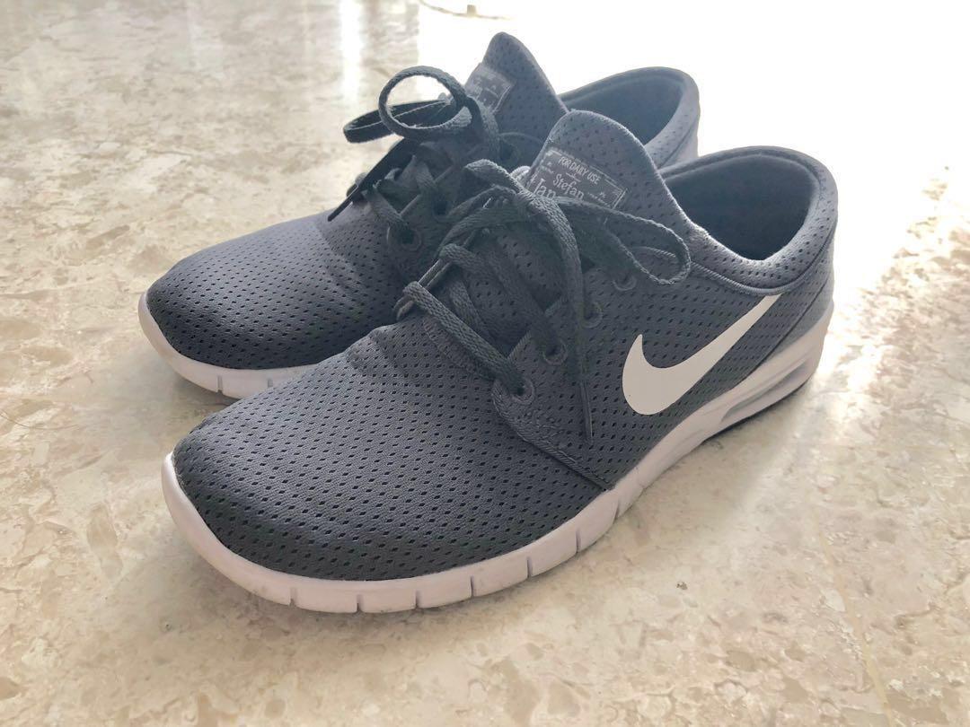 4332f8873871d SALE】Nike SB Stefan Janoski Max iD Custom model, Men's Fashion ...