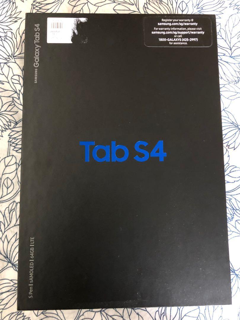 Samsung Tablet S4