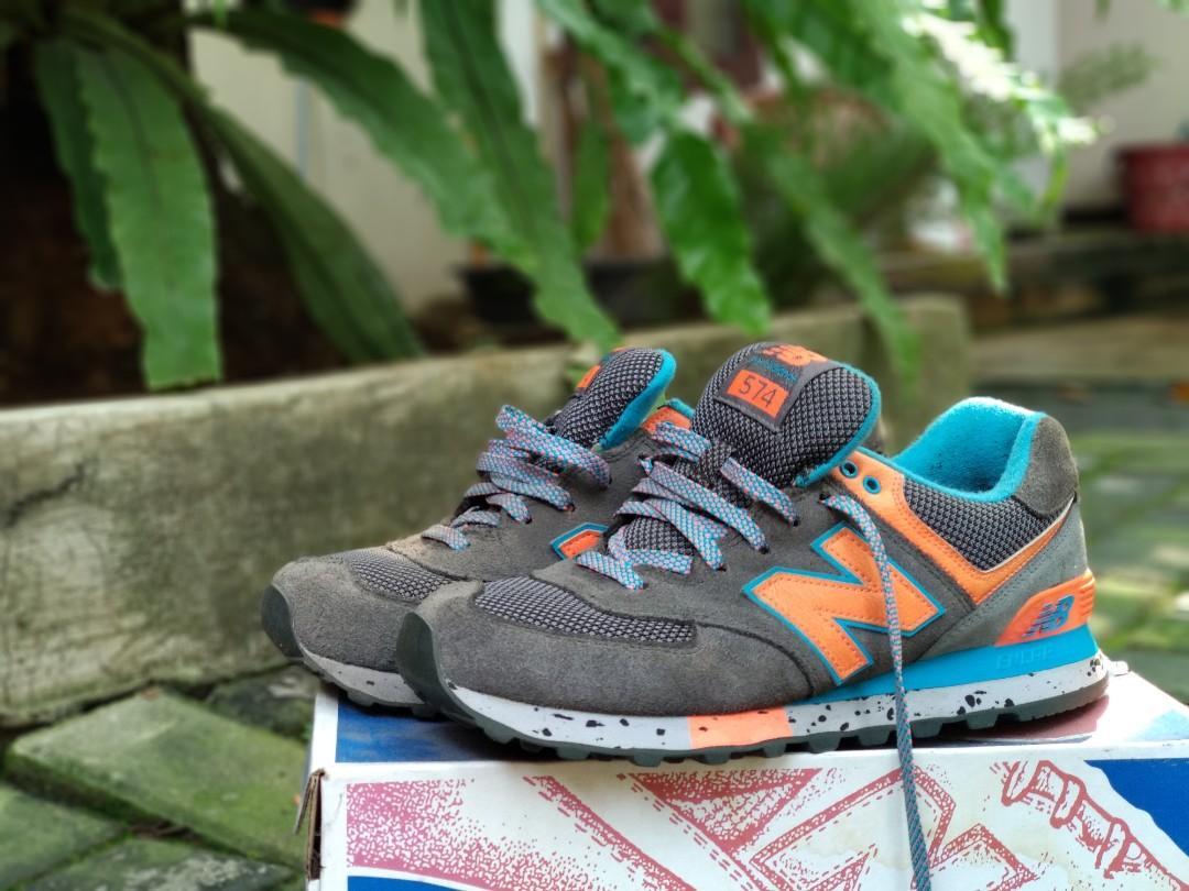 Sepatu New Balance 574 Original