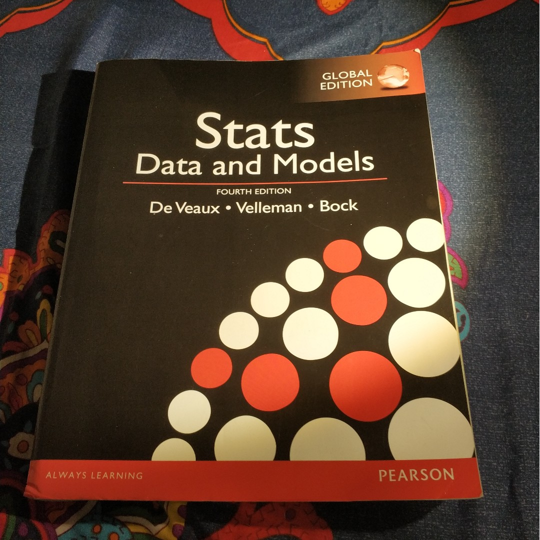stats data and models 4th edition