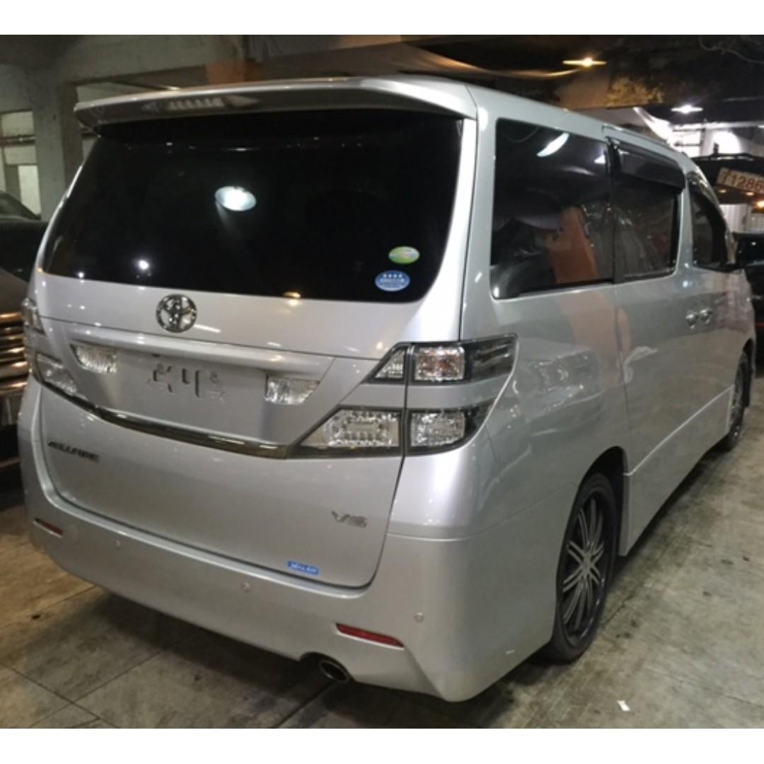 豐田 Toyota VELLFIRE 3.5 ZG