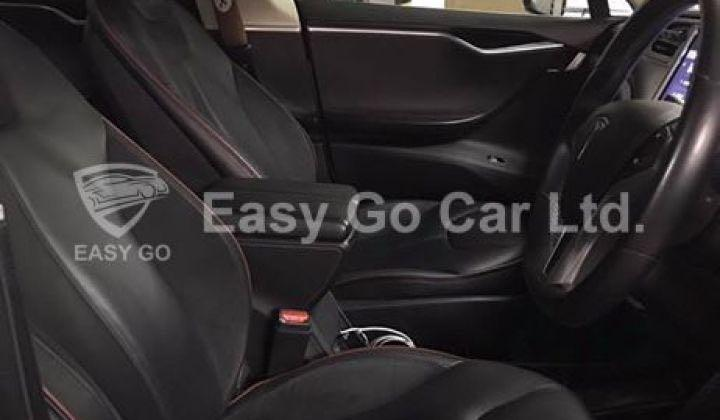 Tesla MODEL S P85 PLUS 2014