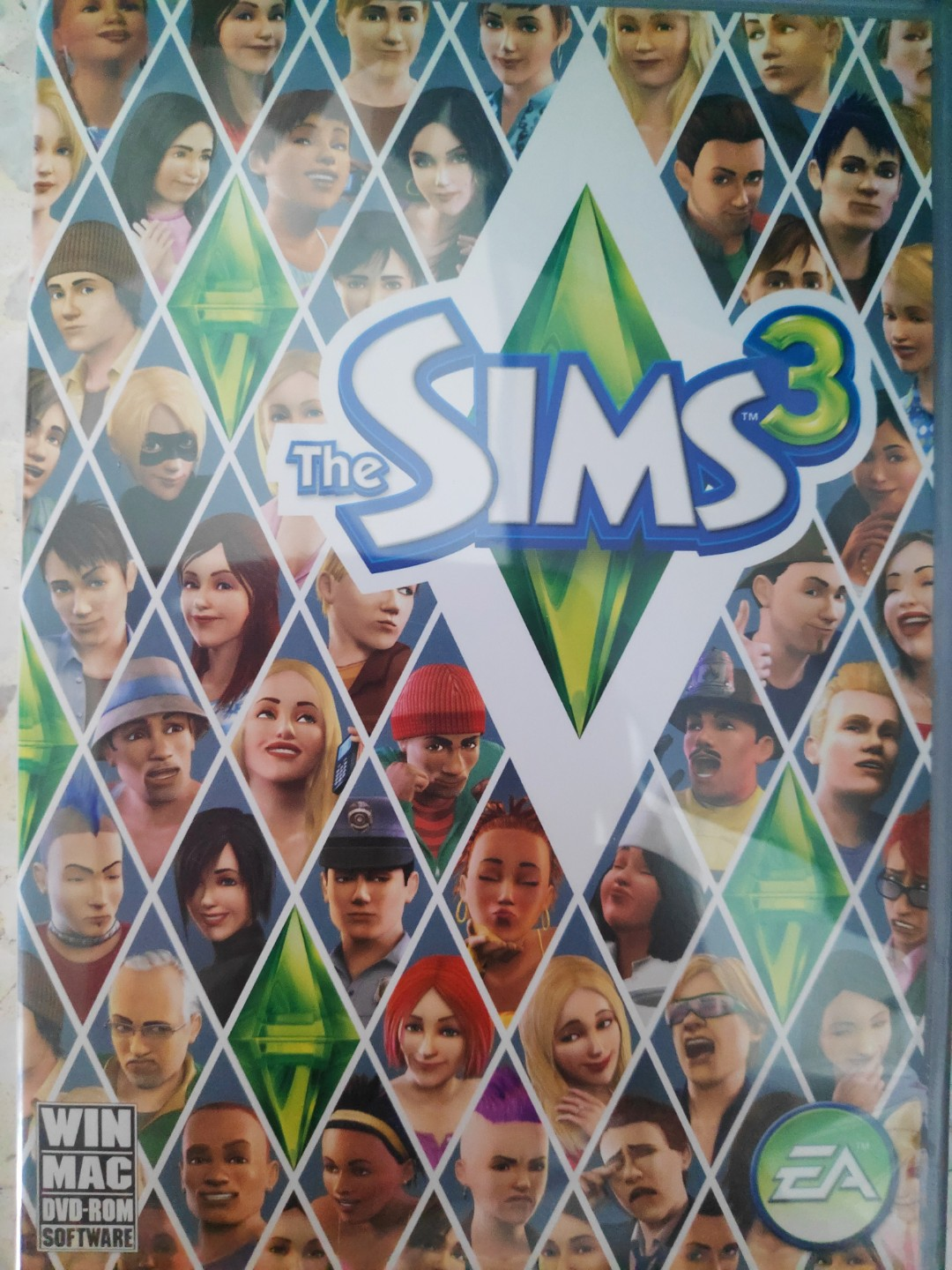 The SIMS 3 almost complete set of Game, Expansion Packs, Stuff Packs