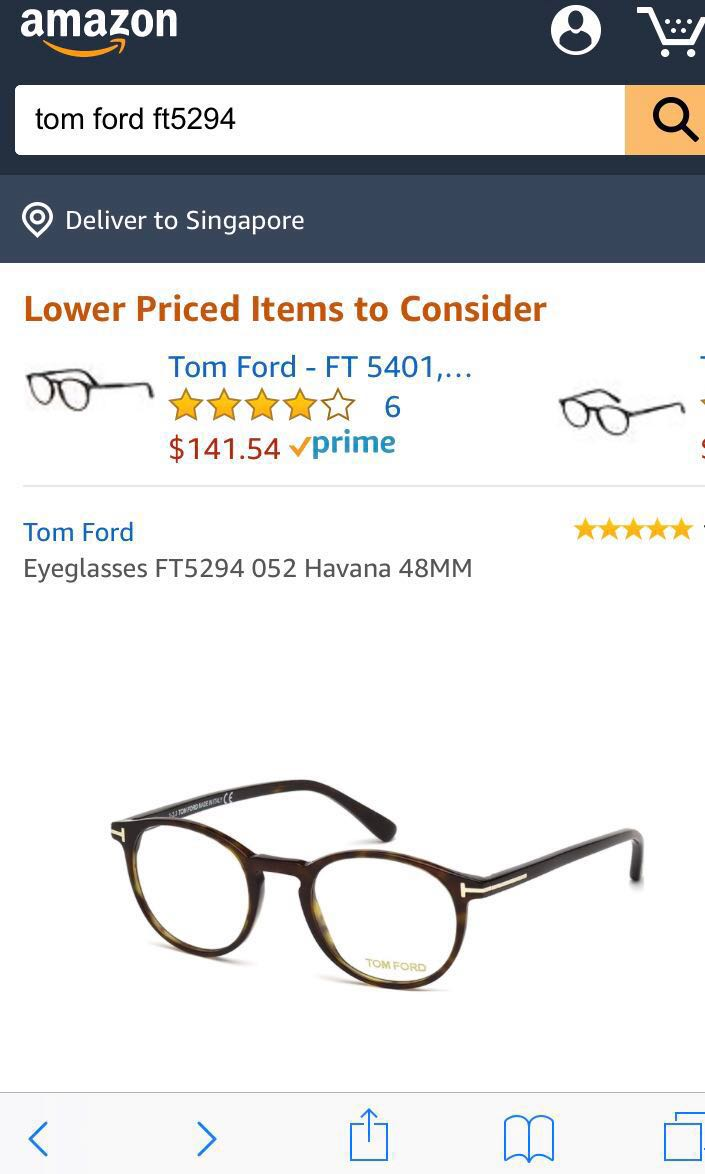 d1ded7611a Tom Ford Eyeglasses