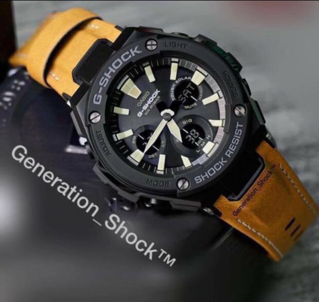 00be24fac489 TOUGH☀️SOLAR GSHOCK GSTEEL DIVER WATCH : 1-YEAR OFFICIAL WARRANTY ...