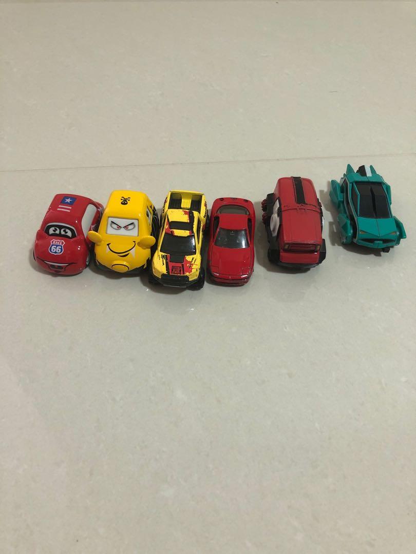 Toy Cars/Tomica Tomy Mitsubishi GTO Twin Turbo/Ben 10