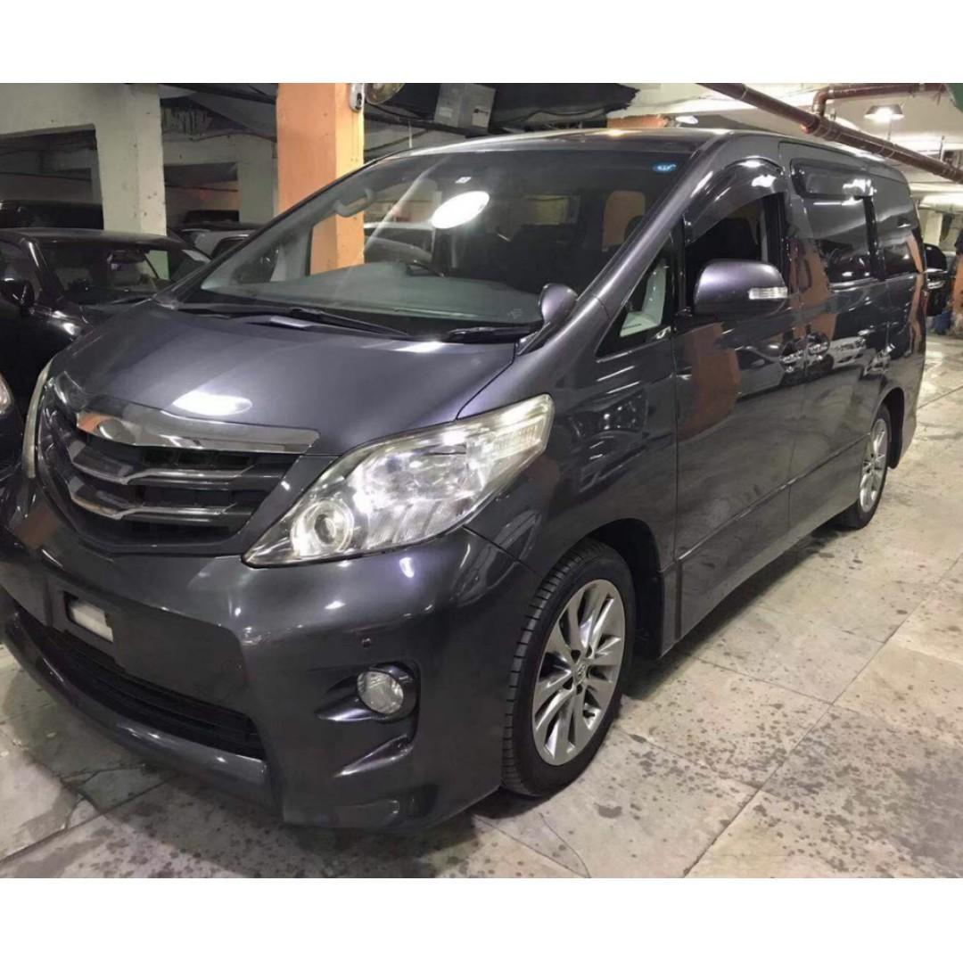 豐田 Toyota ALPHARD 2.4 SP