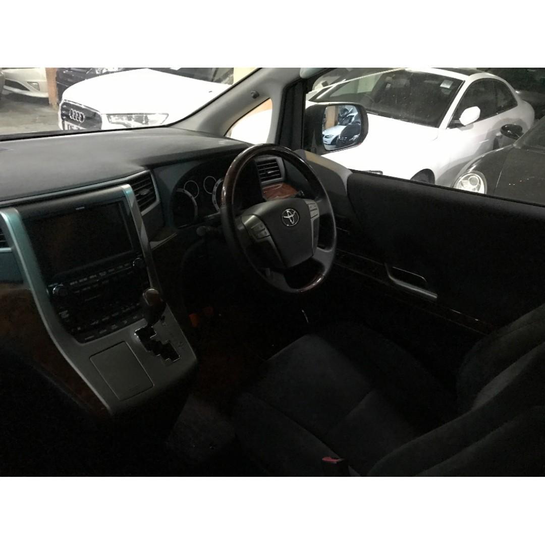 豐田 Toyota ALPHARD 350S PLATINUM