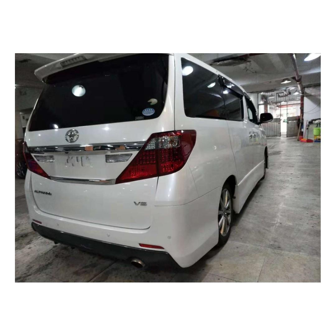 豐田 Toyota ALPHARD 3.5SC