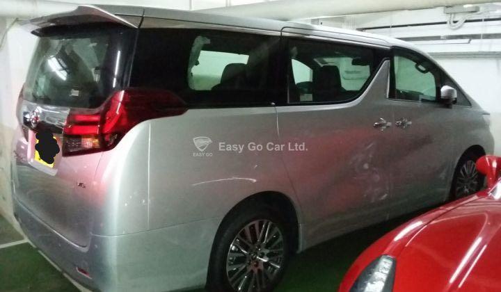 Toyota ALPHARD 3.5 EXECUTIVE LOUNGE 2016