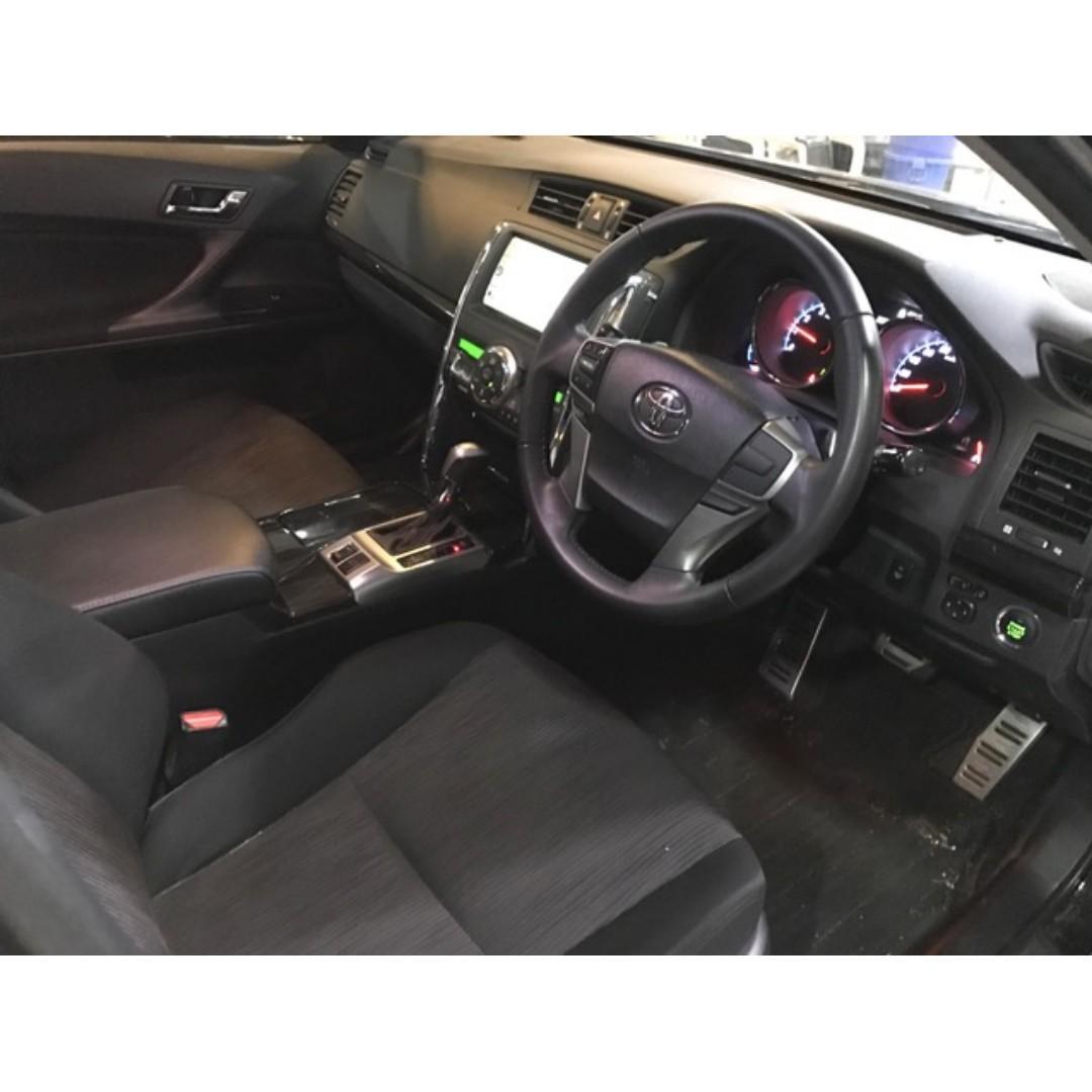 豐田 Toyota MARKX S PACKAGE 2010