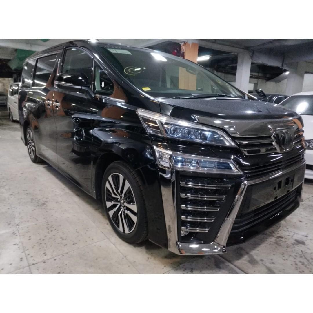 豐田 Toyota VELLFIRE 2.5