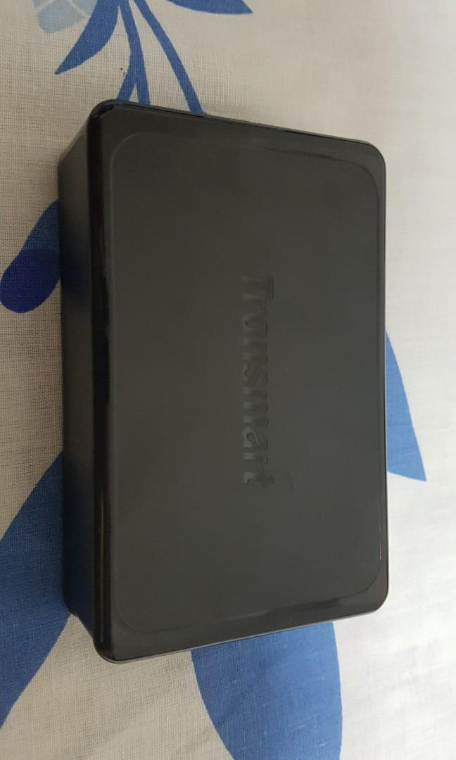 Transmart 5 port USB charger