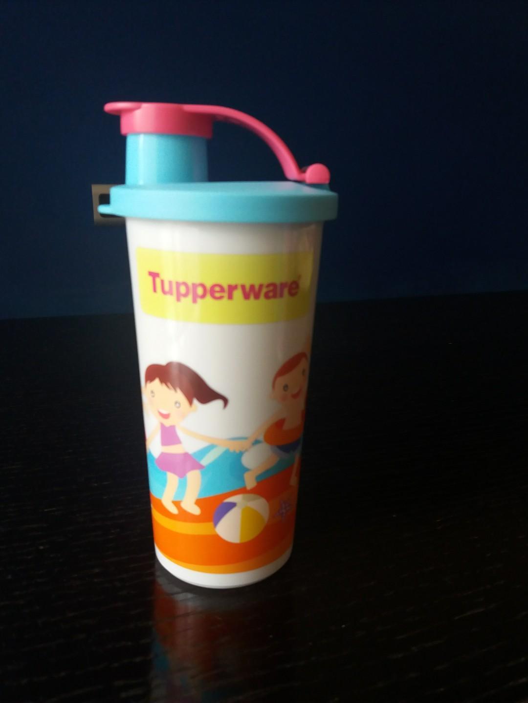 Tumbler Tupperware
