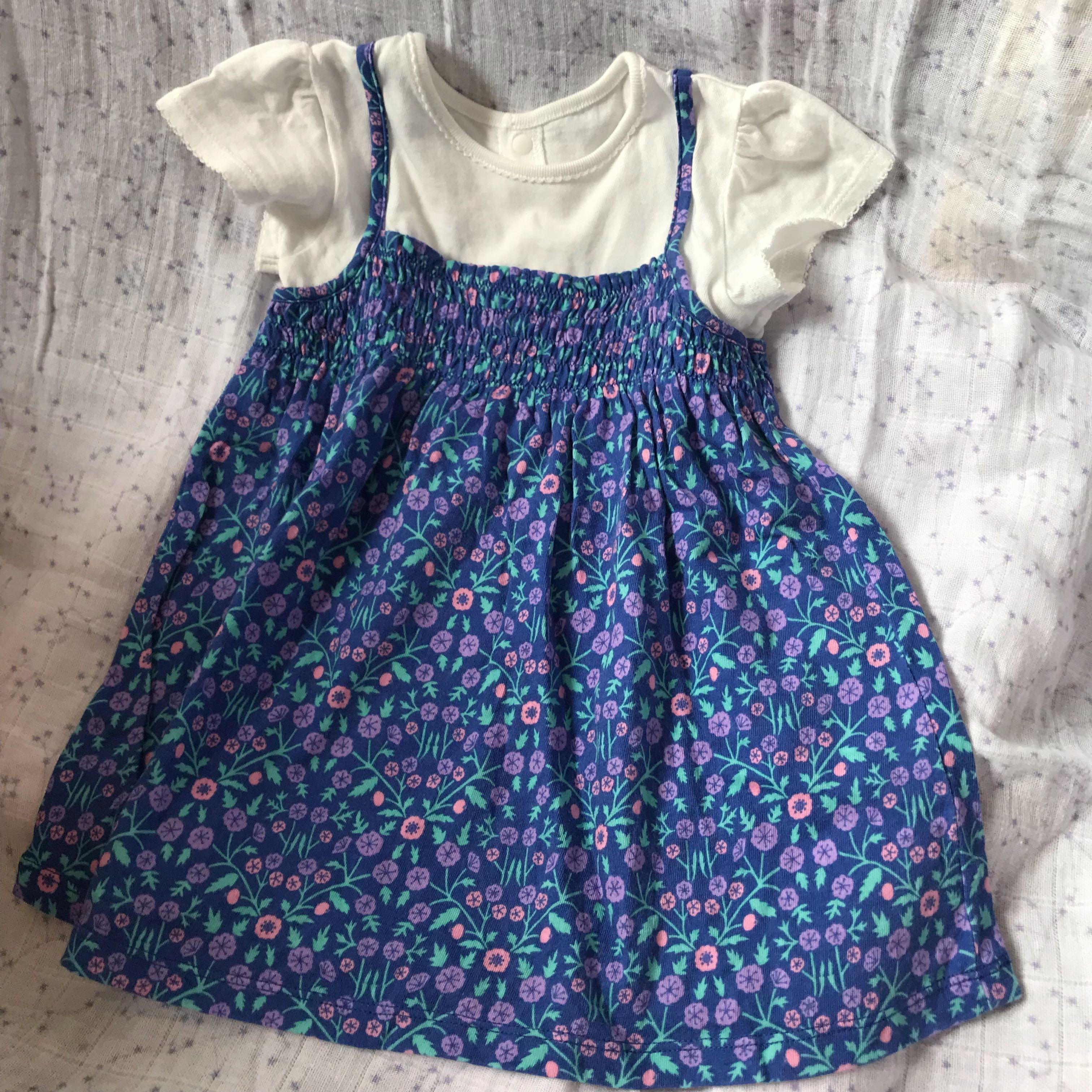Uniqlo Baby Dress