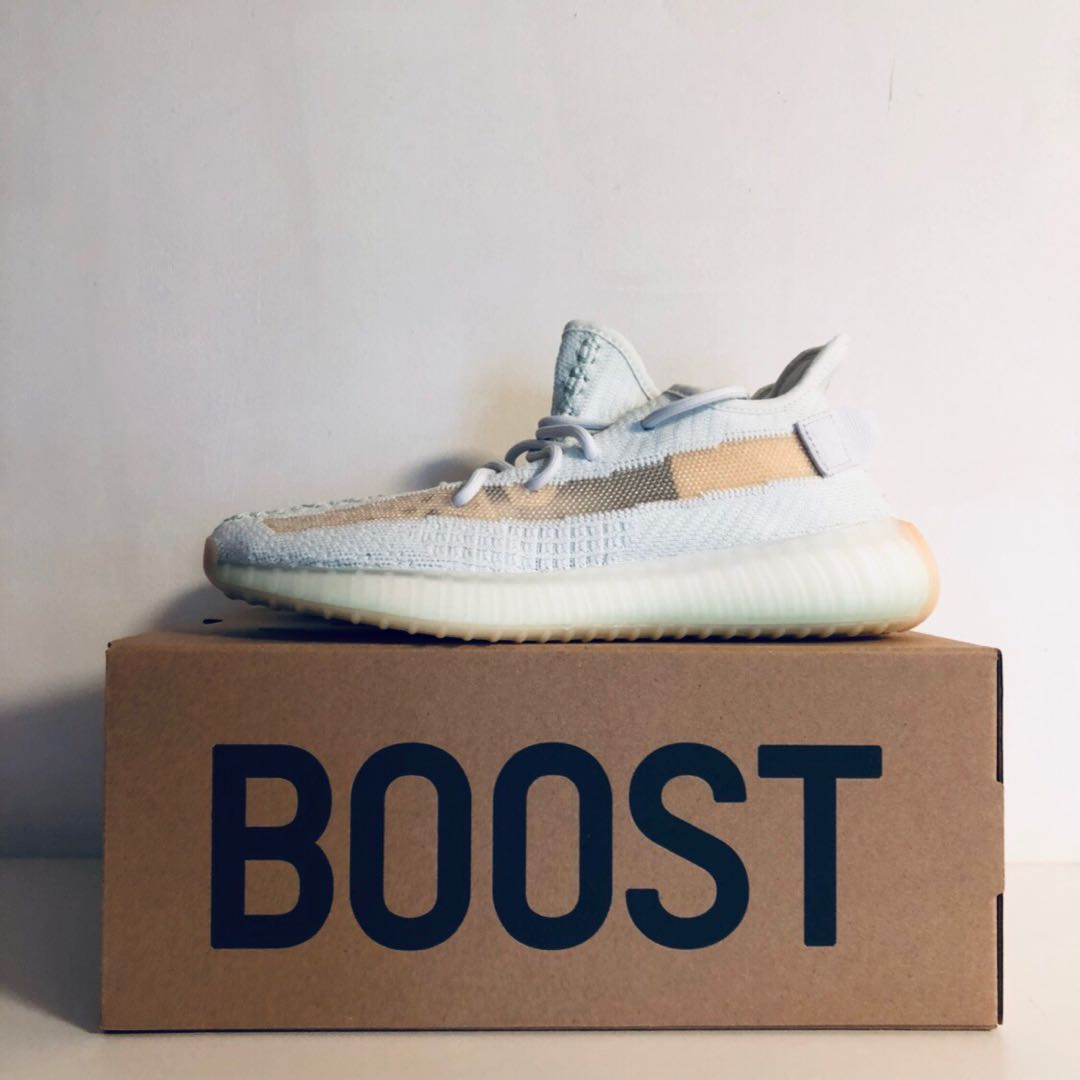 2304c582e US 8.5 YEEZY 350 V2 Hyperspace Adidas Asia Exclusive