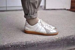 Vintage German Training Shoes / 古著-德訓鞋