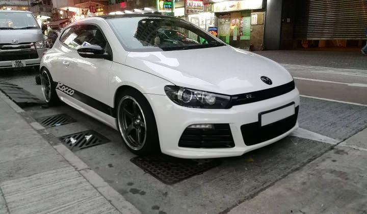 Volkswagen SCIROCCO R DSG  2014