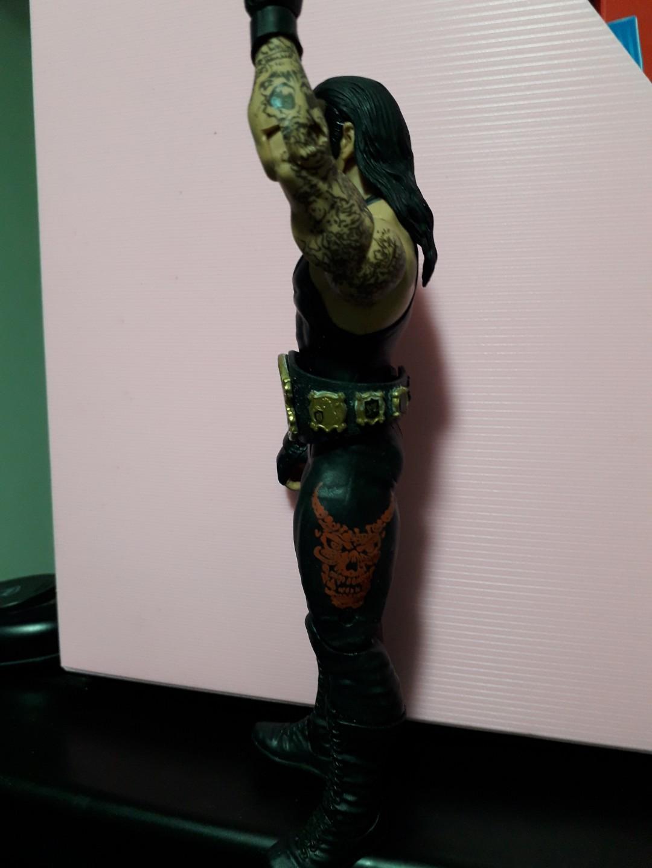 Wwe Mattel Basic Series The Undertaker