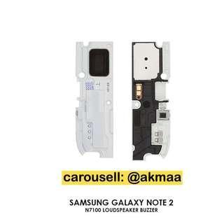 Samsung Galaxy Note 2 Loudspeaker Buzzer Replacement Part #ME150