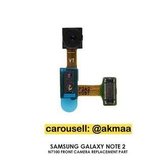 Samsung Galaxy Note 2 Front Camera Replacement Part #ME150