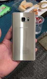 Samsung Galaxy Note 5 Gold 64gb