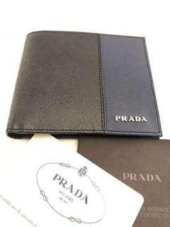 🚚 BN Prada Leather wallet