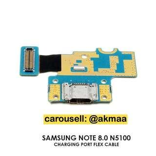 Samsung Note 8 Charging Port Flex Cable #ME150